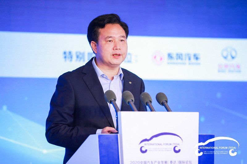 古惠南:完成新能源积分并不难,降低电耗是挑战
