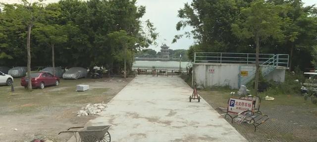 潮州凤城公园A区人行通道预计国庆前开通 方便市