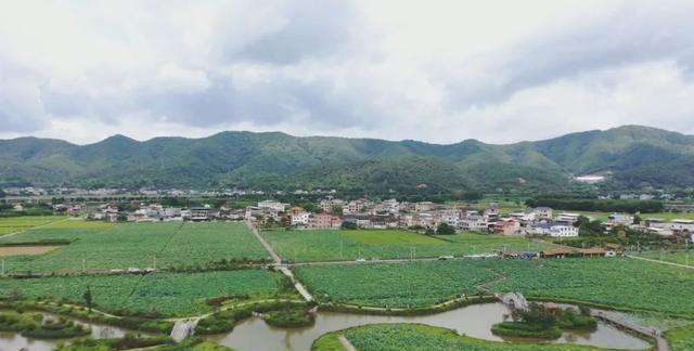 蕉岭:一村一规划 分拆建设客家特色乡村