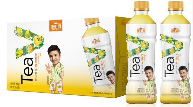 田亮代言康伯爵冰红茶不合格,公司曾因食品标签不合格被罚百万