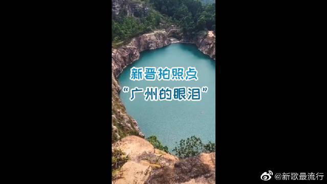 """广州居然也有""""蓝眼泪"""",我相信99%的人都不知道在这里"""