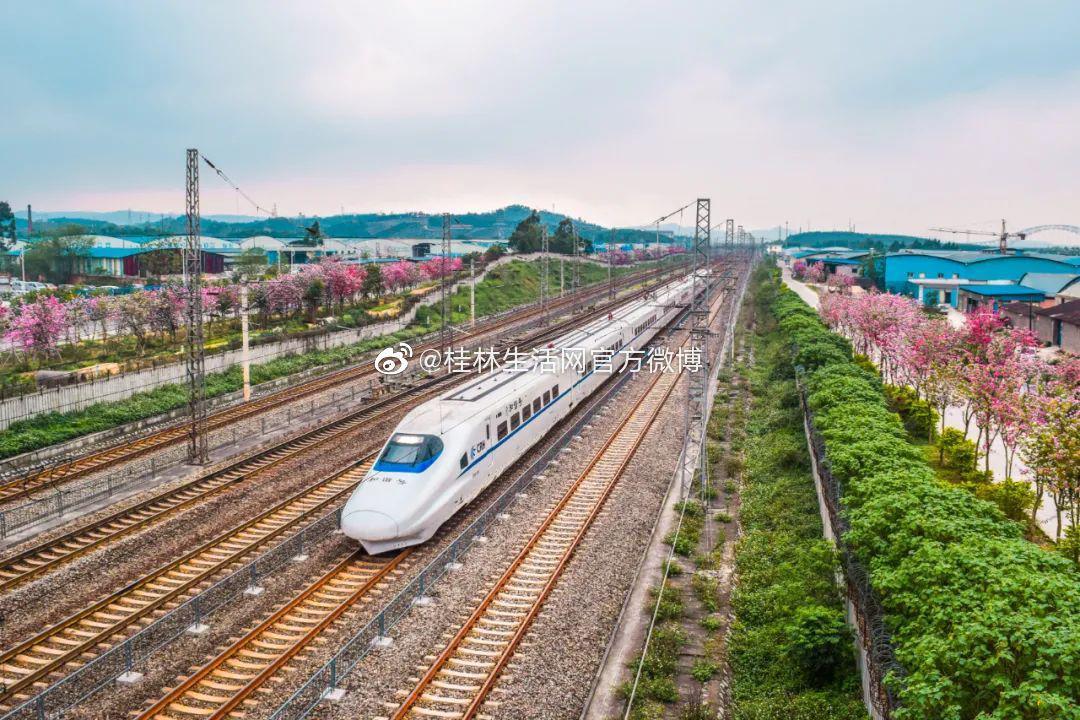桂林周末游桂林 最短的火车行程只需2小