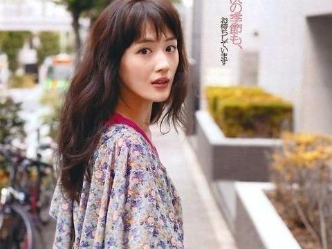 35岁的绫濑遥,才是真正无惧时光,活出美丽