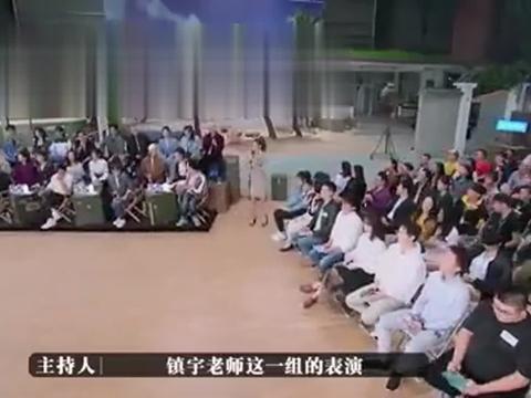 """演技派:谢彬彬张南压力大到失眠,吴镇宇秒变""""大猪蹄子""""!"""