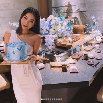 高以翔女友庆24岁生日 重回第一次约会餐厅吐心声