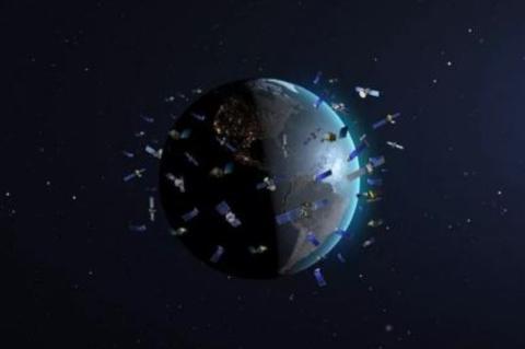 美国批准柯伊伯计划,将发射3000多颗卫星引公愤,太空垃圾太多了