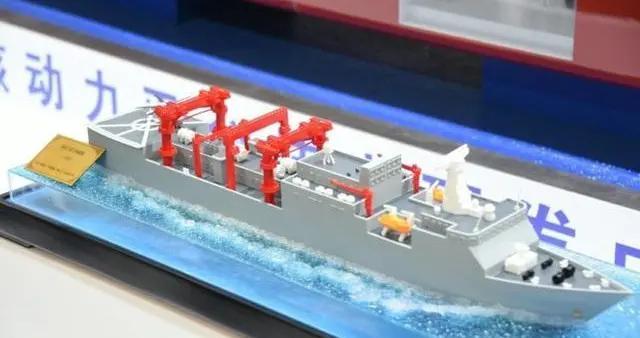 我国计划造核动力补给舰,伴随航母全球到达,美俄为何没有先例?