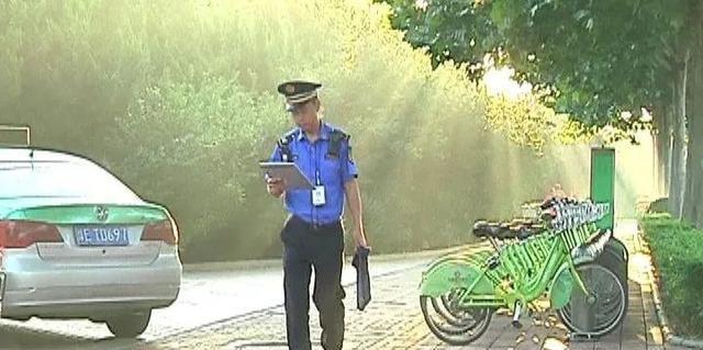 安阳高新区执法大队陆顺平:忠于职守 让