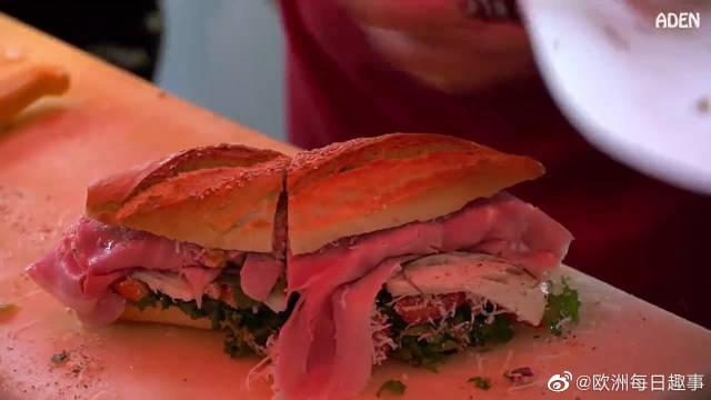 《教父》故乡意大利西西里岛街头美食……