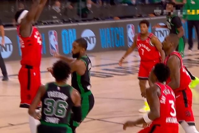 今天NBA季后赛继续展开激烈的争夺,结果在第5场天王山大战当中,历史第一豪门凯尔特人彻底迎来了爆发