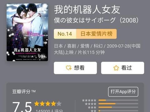 翻拍版《我的女友是机器人》上映,绫濑遥、小出惠介能否被超越?