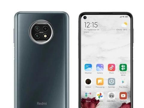 Redmi Note10曝光,Note9价格发烧惨遭疯抢