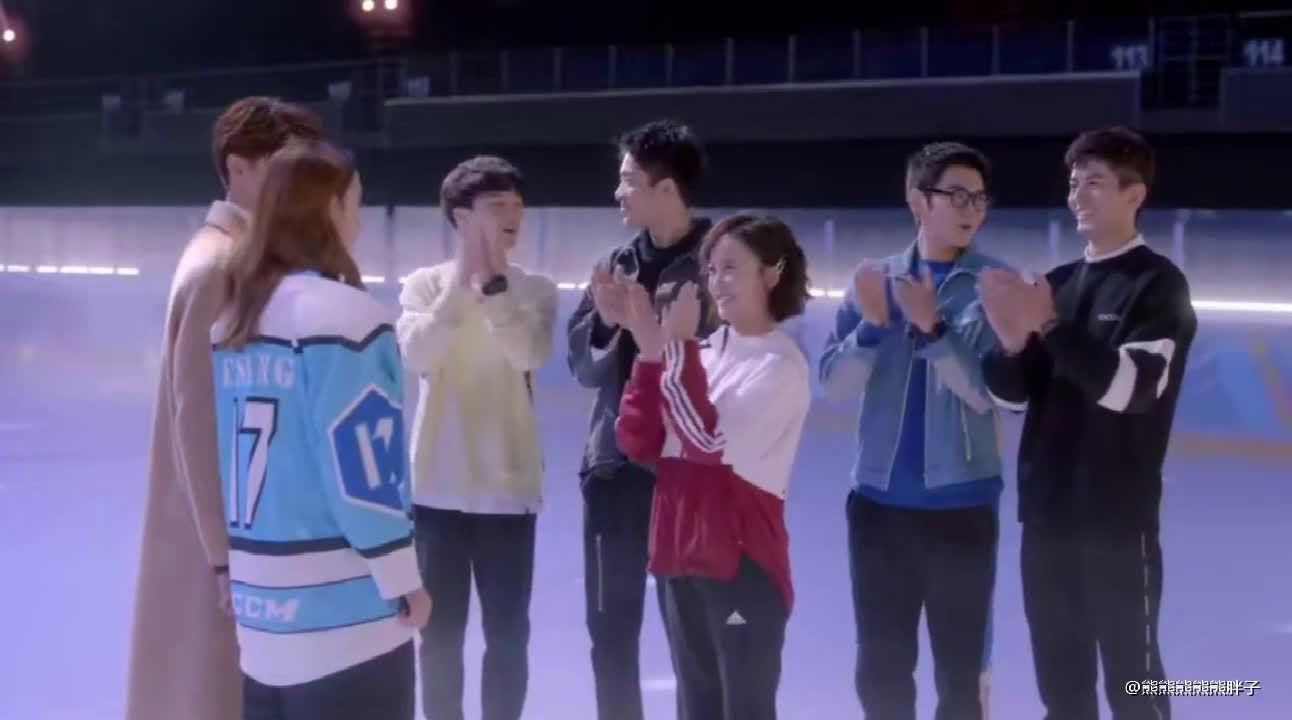 大结局 六叶有女子冰球部啦!