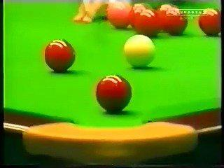 1999年英国公开赛,亨德利在与艾伯顿比赛中打出一杆147分