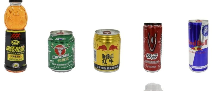 10款功能性饮料测评:含糖量最高的相当于16块方糖