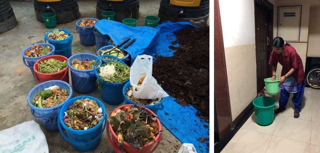 社区堆肥 印度班加罗尔(上):从垃圾围城到垃圾分类