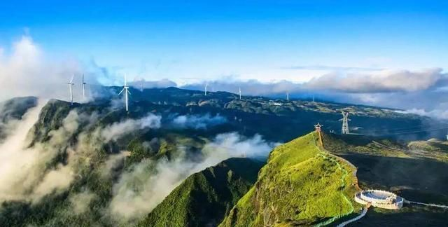中国唯一没有平原的省份 民风淳朴 风景秀丽 四