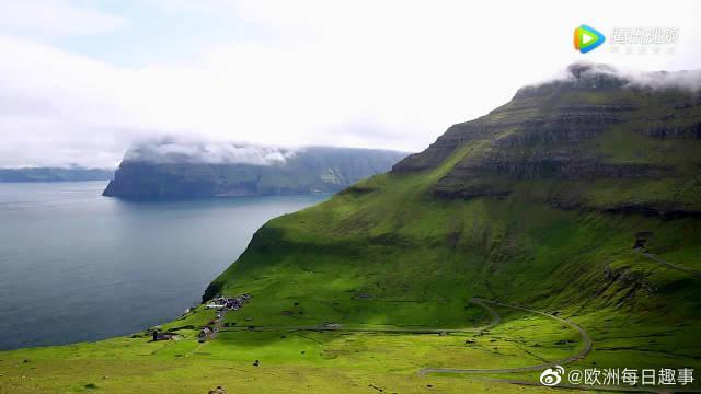 丹麦法罗群岛,有着浓烈的世外桃源气质