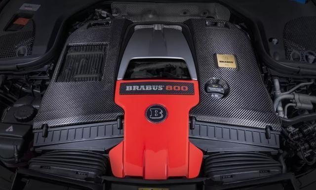 百公里加速2.9秒,巴博斯800 GT63 s