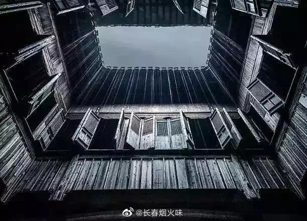 卢村:二十年巨作木雕楼