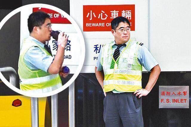 65岁的香港演员李中宁:当保安月薪15000元