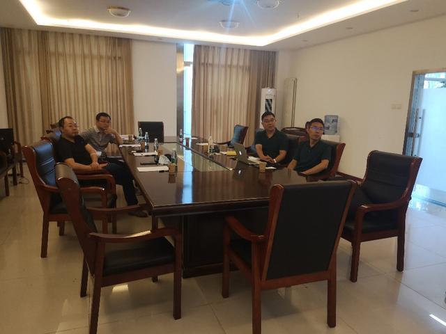 及安盾消防与中国矿业大学地下研究院共同探讨综合管廊建设发展