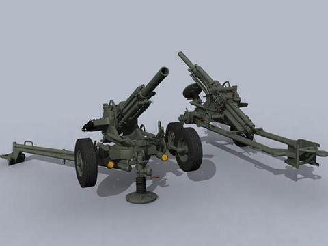 一款毫不起眼的迫击炮,至今仍可见战斗身影,矢车菊轮式迫击炮