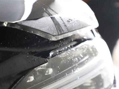 赛瑞思 SpringSun 隐形车衣该如何贴,施工流程第五步检查包边