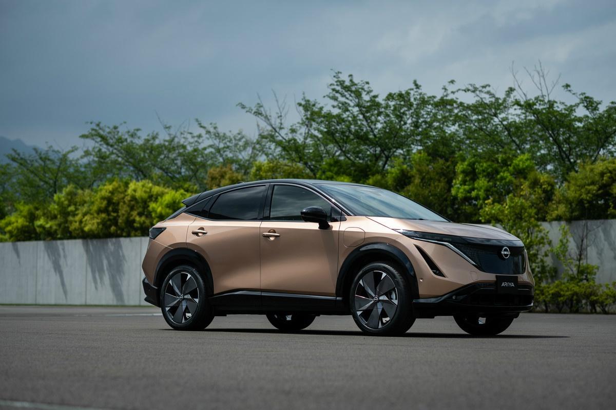 计划明年在华上市 日产Ariya将于北京车展亮相