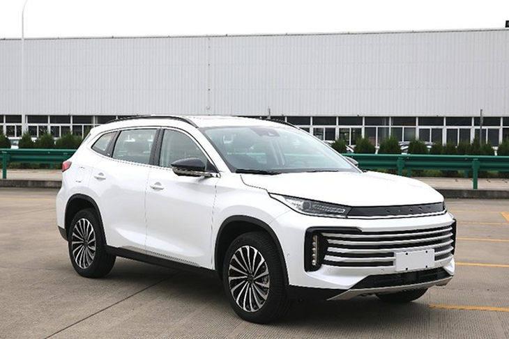 北京车展国产品牌车型汇总