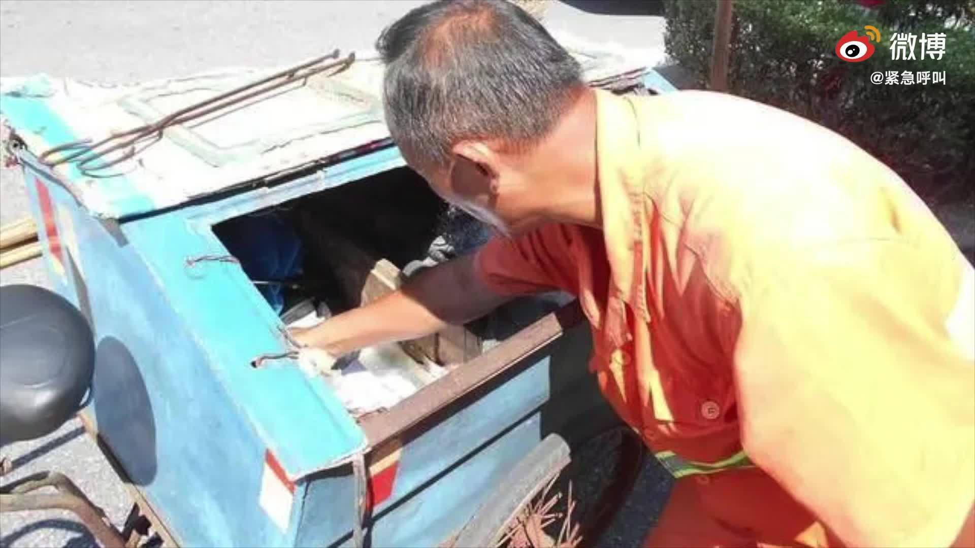 亲生父亲将早产女婴扔垃圾车 涉嫌遗弃罪被警方实施强制措施