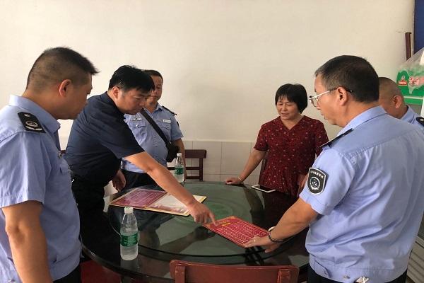 聚力体育频道直播:沅陵县市场局在长江流域发起了一场打击市场和出售非法渔获物的特别运动