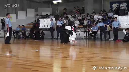 日本剑道-岛根县少年剑道 三回戦