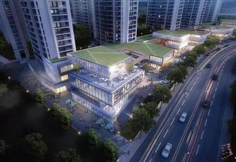 """绿城中国昆明""""代建""""项目不受待见 项目烂尾近两年、土地被拍卖"""