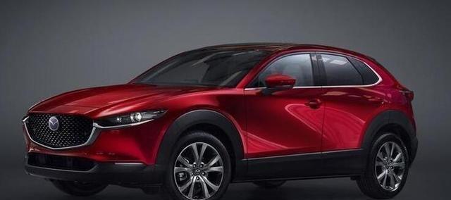 新款马自达CX-30车型曝光 预计明年年初开始量产