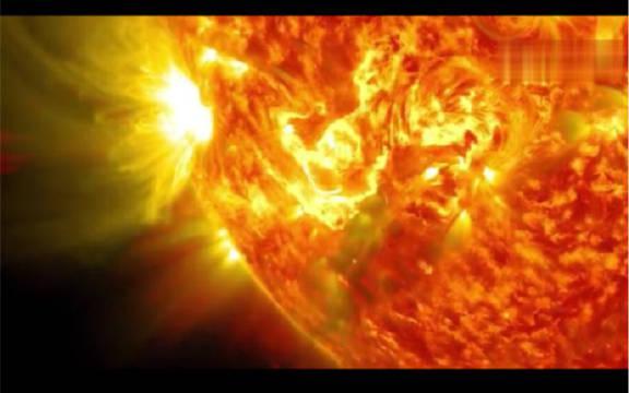 NASA记录所有太阳活动!太阳风暴、耀斑、黑子、日冕!相当壮观