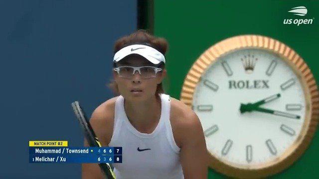 2020美国网球公开赛女双半决赛,跨国组合……