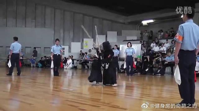日本 剑道-岛根县少年剑道大会 一回戦