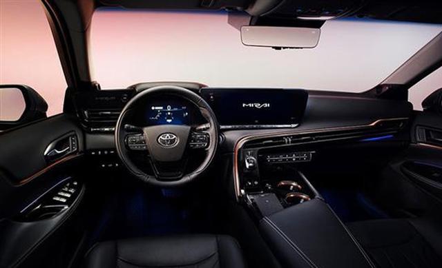 采用氢燃料电池!丰田Mirai将于北京车展亮相,续航或达644公里