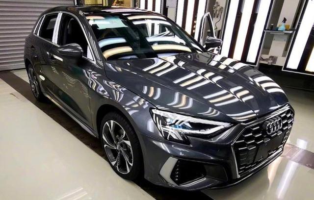 国产奥迪A3正式下线,北京车展的第一波官宣?或将跌破20万?