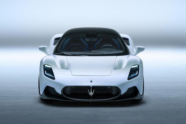 玛莎拉蒂MC20正式发布 9月25日北京车展首发亮相