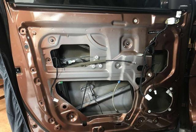 荣威RX8的发动机噪音大吗?隔音升级真有效果