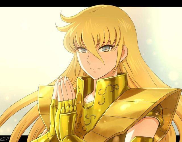 释迦转生为女神的圣斗士,并没有什么出奇!
