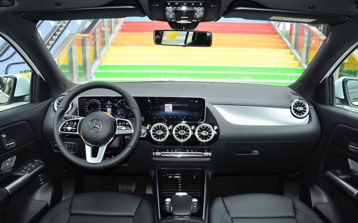 27.68万起 奔驰GLA新增两款车型,GLB增加一款车型