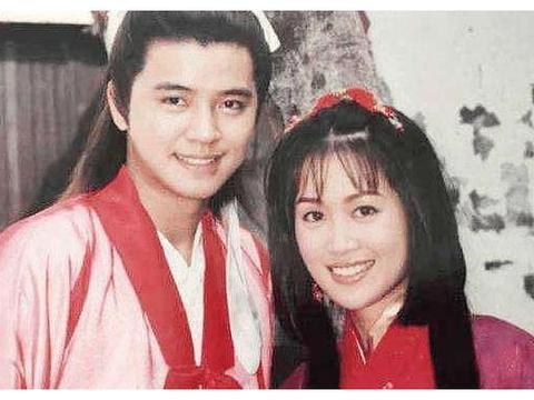 梁小冰嫁给了陈嘉辉,生下儿子貌比潘安,结婚20年生活幸福如初