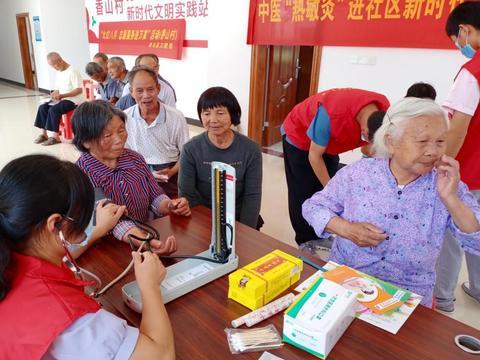 江西省寻乌县:万名志愿者进万家,践行新时代城乡文明
