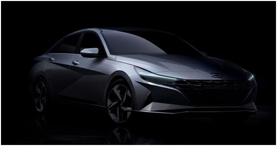第七代伊兰特中国首秀来了 将于9月26日北京车展亮相
