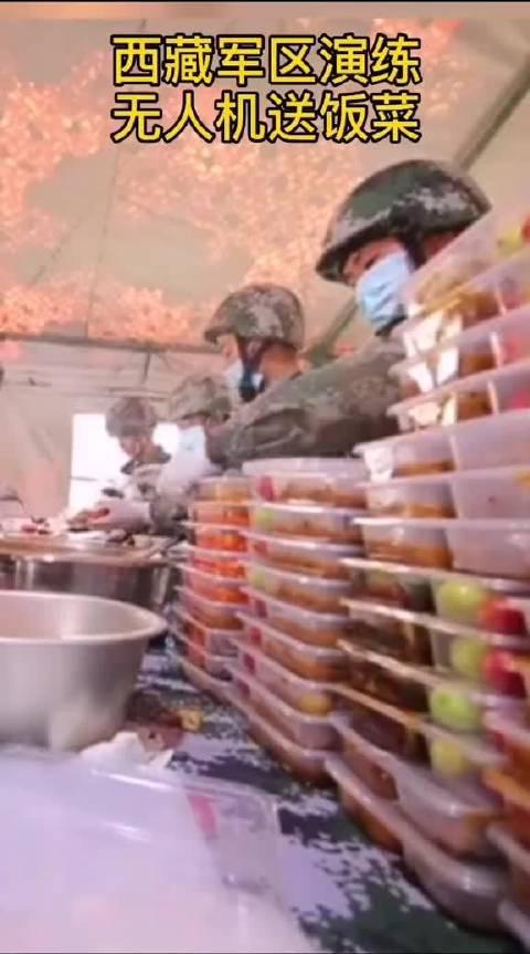 海拔4500米高原腹地,西藏军区青藏兵站部编组支援保障群……