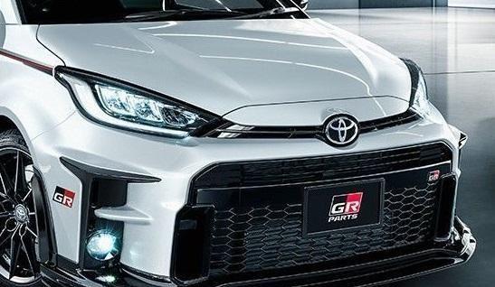 丰田GR雅力士搭专属改装套件 搭载三缸涡轮增压发动机