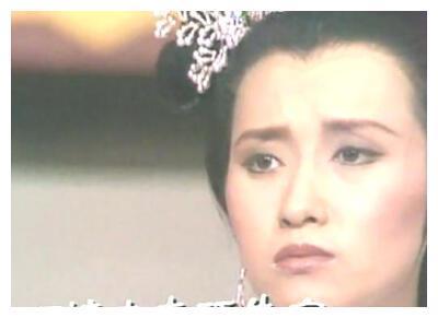 曾饰演最美瑛姑,原唱歌曲被甄妮抢去出唱片,现退圈多年安心生活